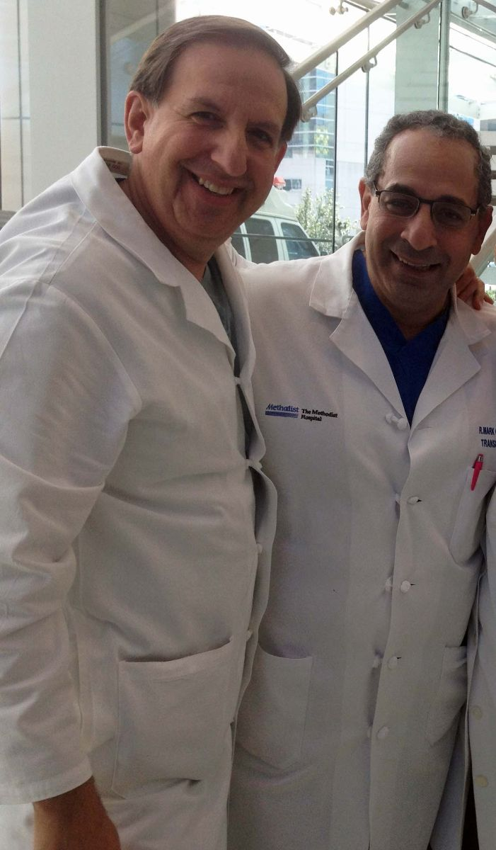 Dr. Galati and Dr. Ghobrial